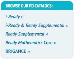 Professional Development Ready Mathematics Core